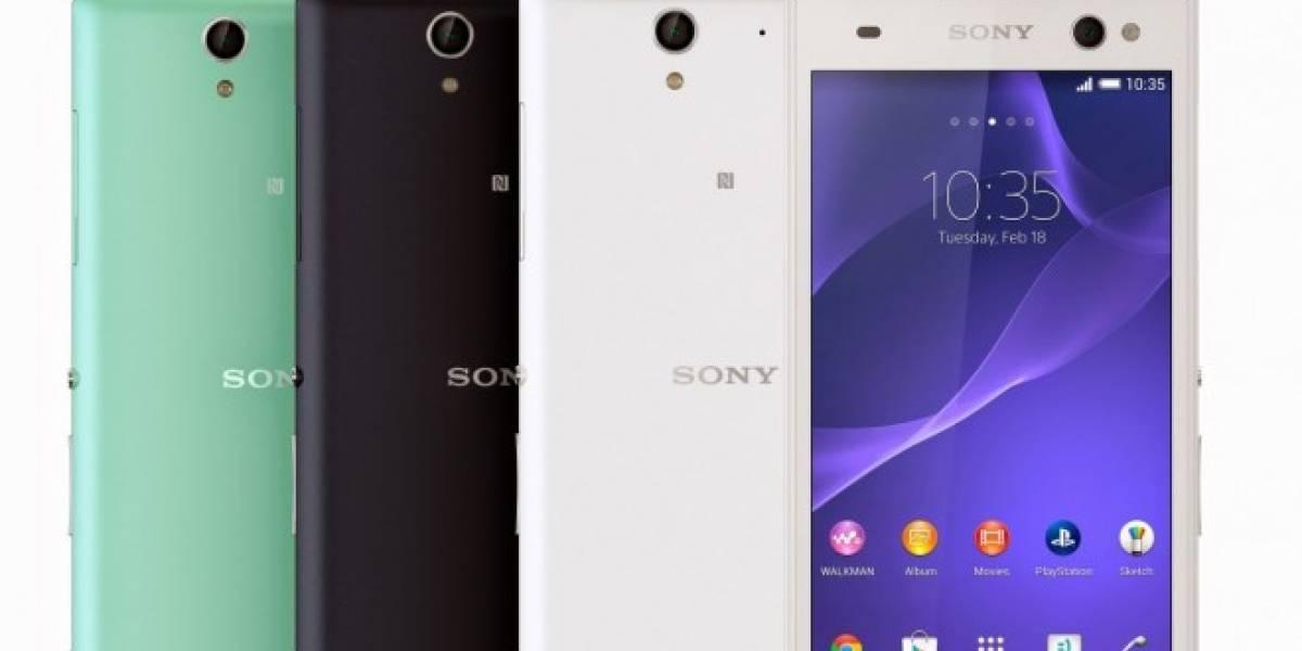 Descubren nuevo smartphone Sony Xperia en benchmarks
