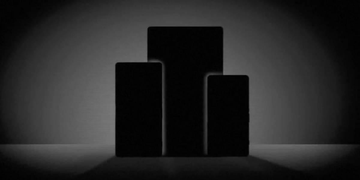 Sony muestra un teaser de los tres Xperia que anunciará en IFA 2014
