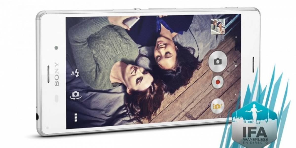 Sony Xperia Z3 redefine la gama alta #IFA2014
