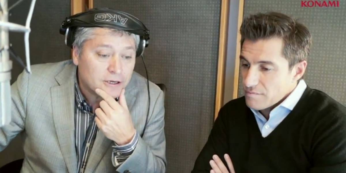 Fernando Solabarrieta y Patricio Yáñez hablan de lo que es relatar en PES 2014