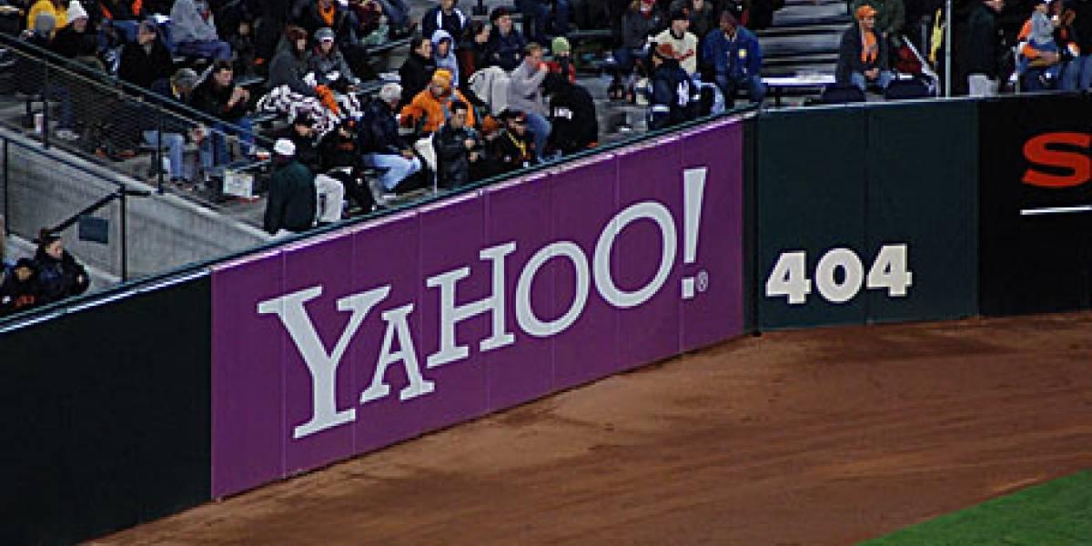 Futurología: Yahoo! anunciará posibles despidos y ajustes de gastos
