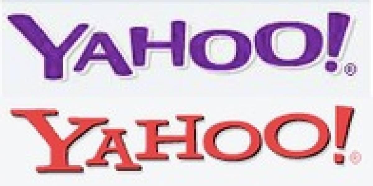 Yahoo! estrenaría nuevo logo