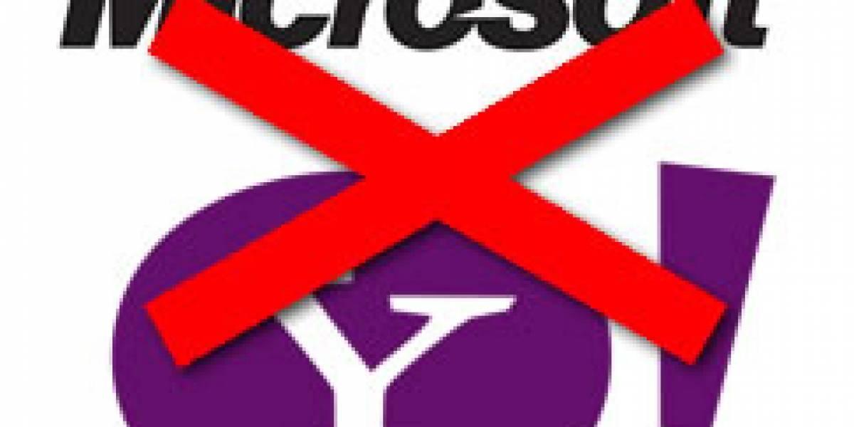 Se acabó: Microsoft retira su oferta por Yahoo!
