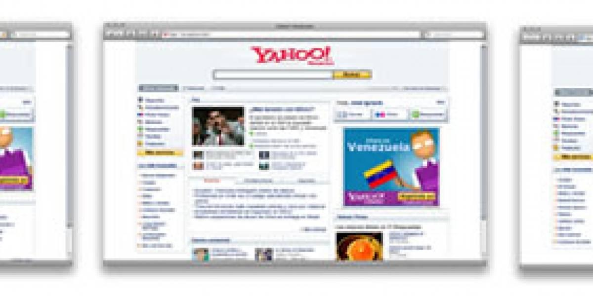 Exclusivo: Lo que Yahoo se trae entre manos para Chile, Colombia, Venezuela y Perú
