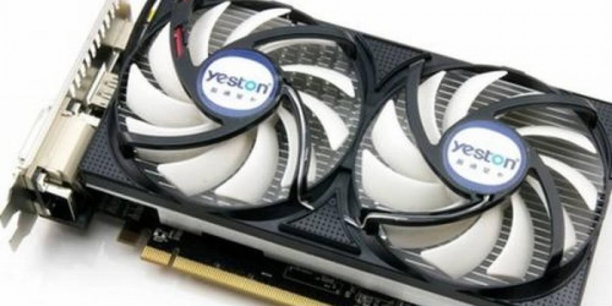Yeston Radeon HD 5770 X2