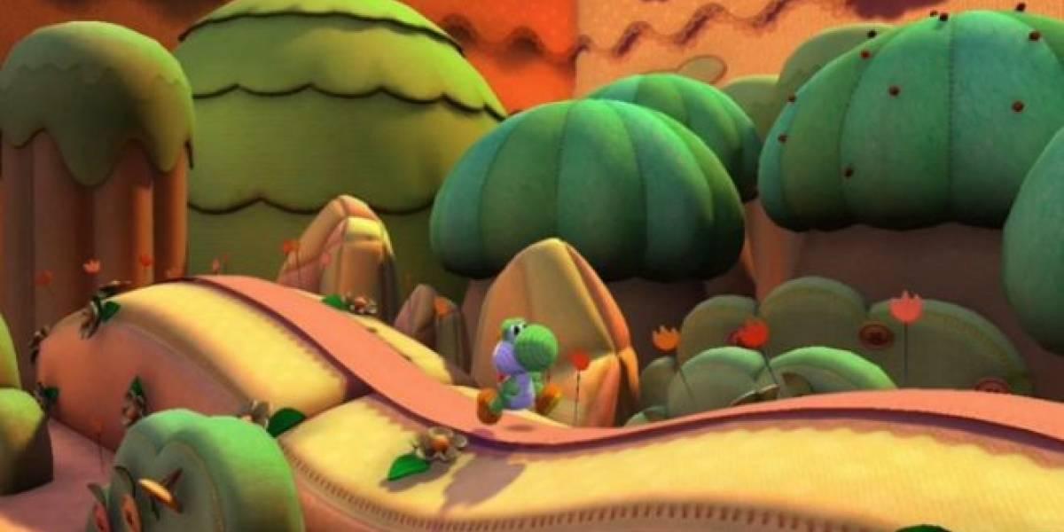 Yoshi tendrá su propio juego en la Wii U