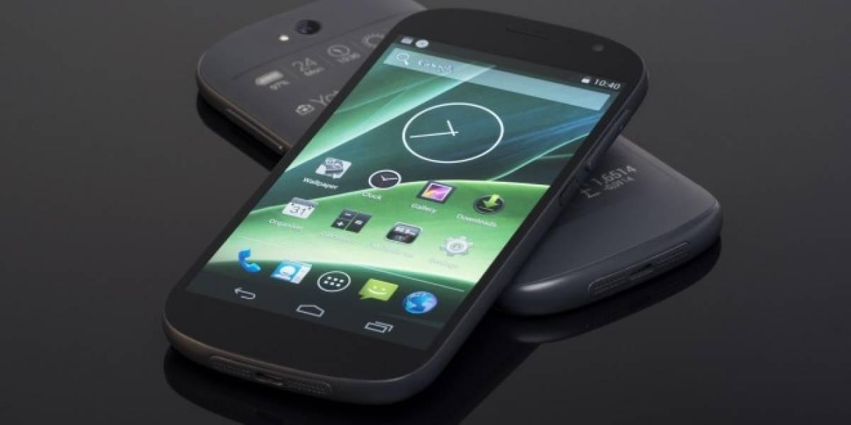 Ya es oficial el nuevo Yotaphone 2 con pantalla de tinta electrónica
