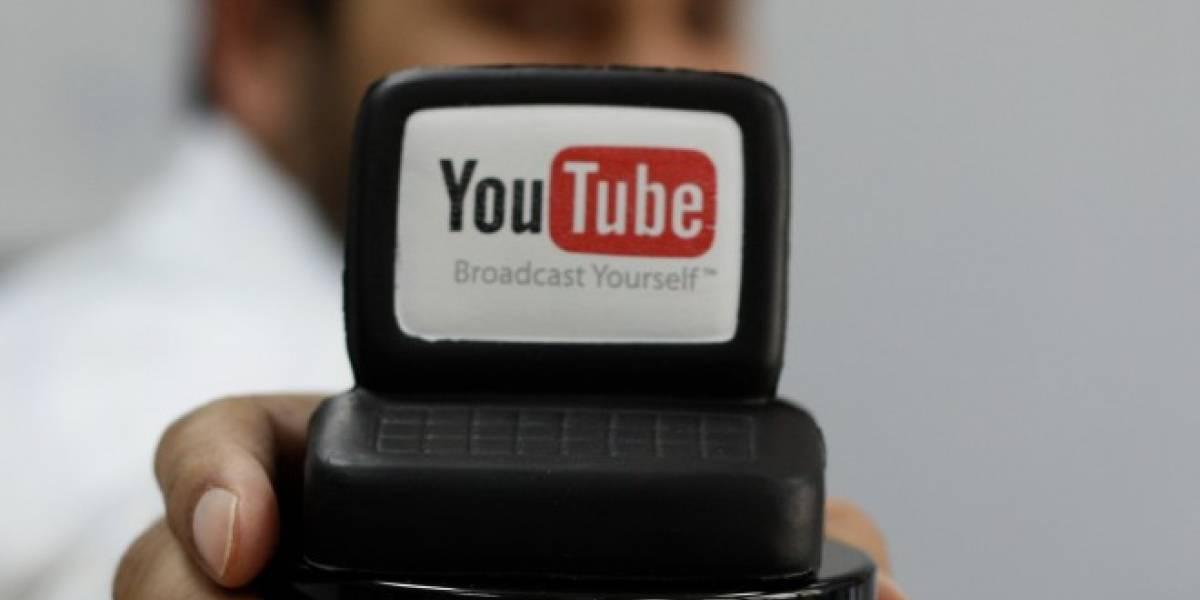 YouTube es responsable de la mitad del consumo de entretención en smartphones y tablets