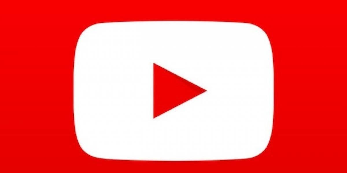 YouTube para Android se actualiza a la versión 6.0 con Material Design