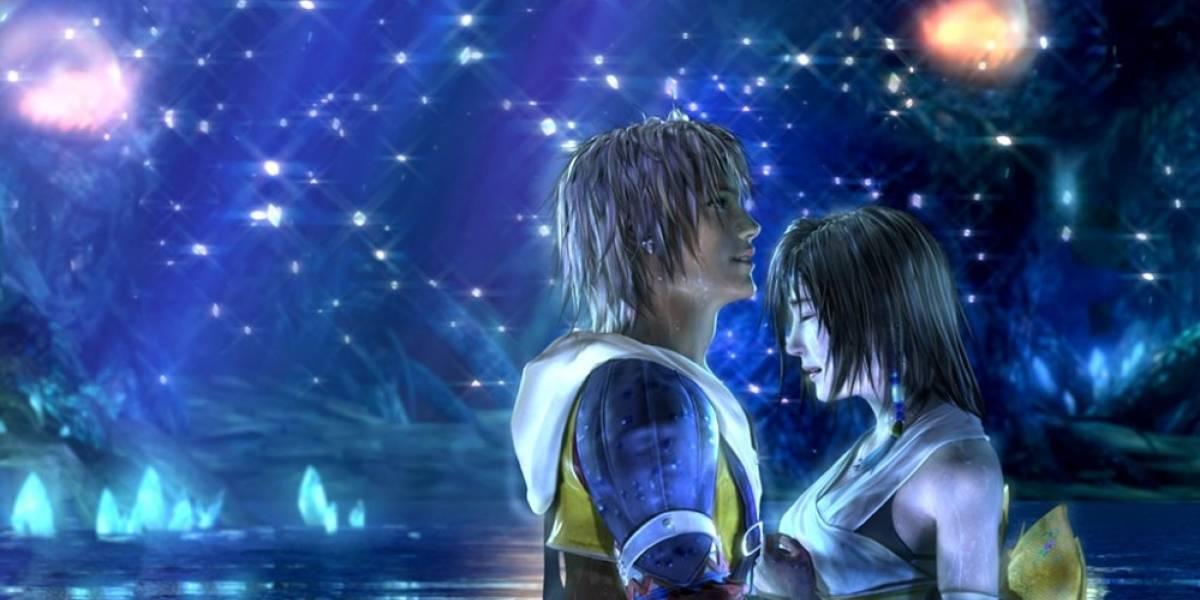 Square Enix publica video de San Valentín de Final Fantasy X/X-2 HD Remaster