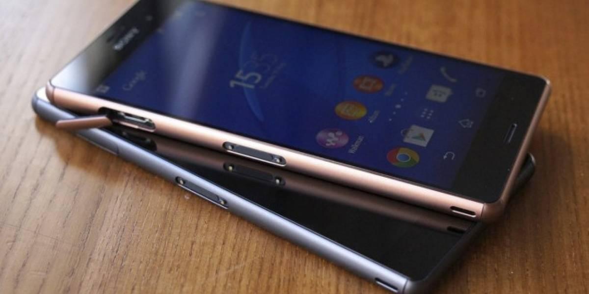 ¿Sony ya está preparando un sucesor para el Xperia Z3?