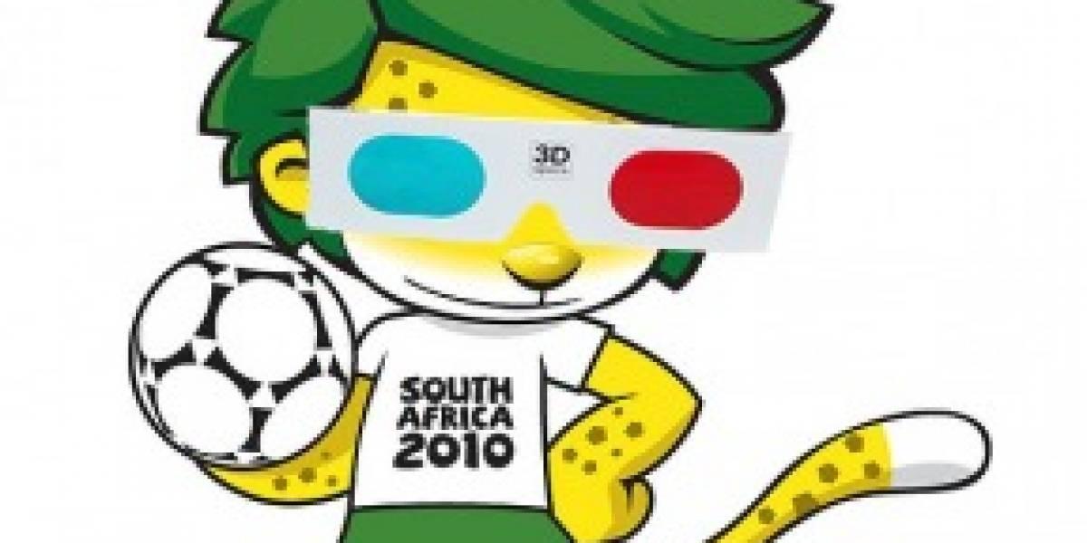 Cómo ver el Mundial en 3D en México y España