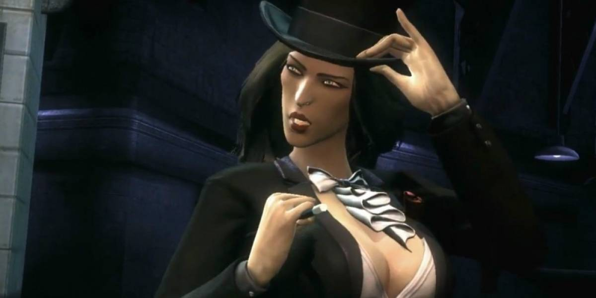 Zatanna se integra a Injustice: Gods Among Us