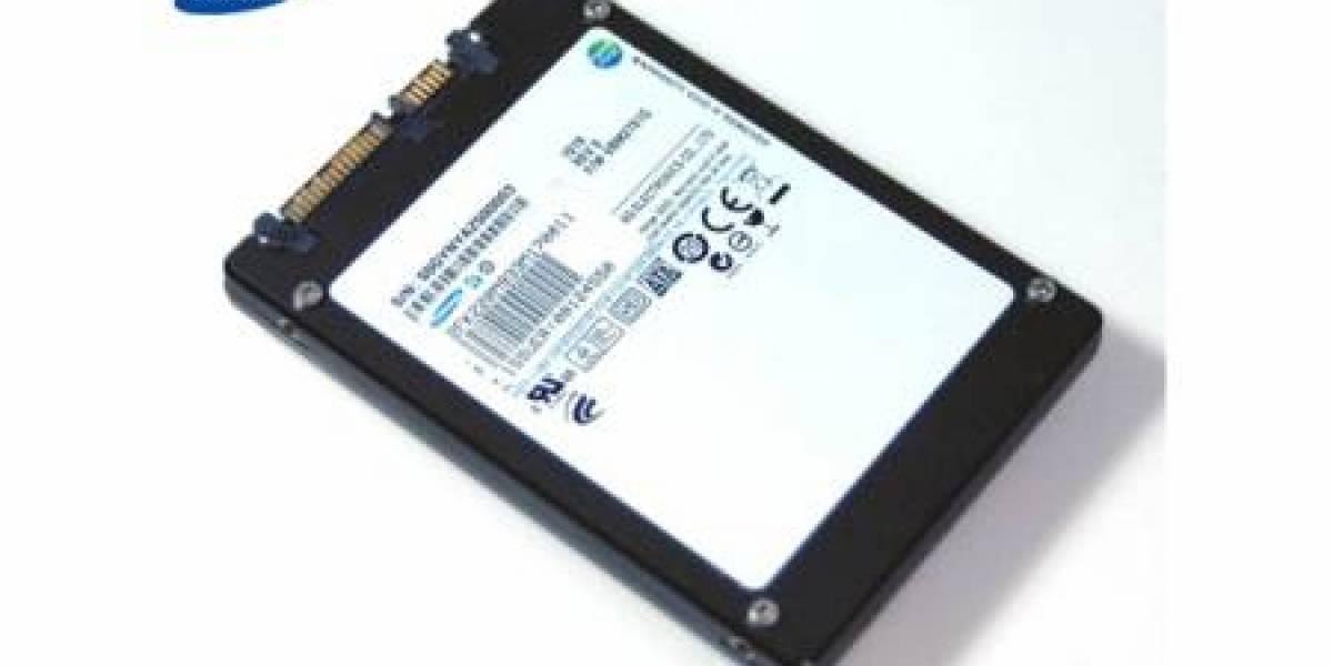 Samsung comenzará producción de SSD 512GB