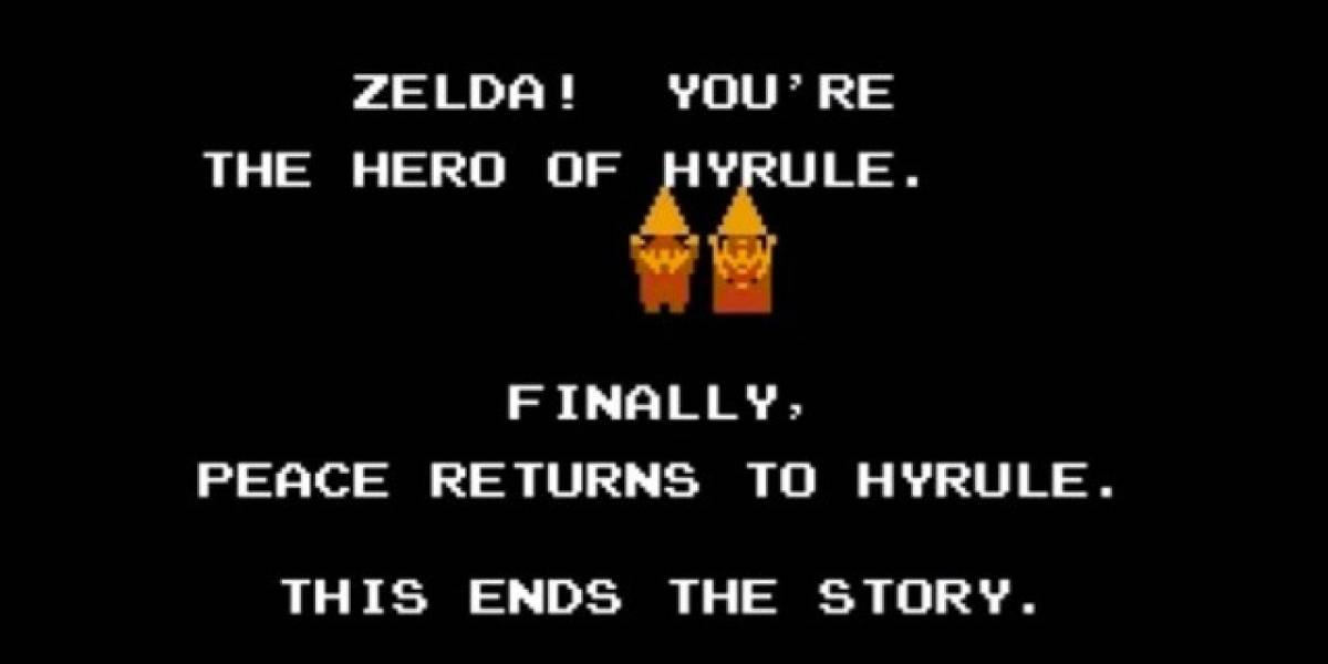 Animadora modifica The Legend of Zelda para que Zelda sea la protagonista