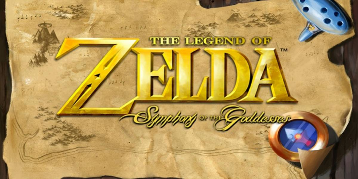 Comienza la venta de boletos para The Legend of Zelda: Symphony of the Goddesses en México
