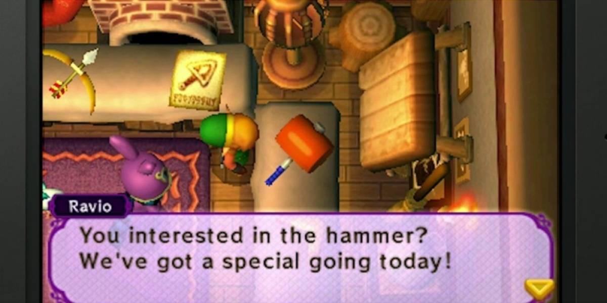 Los jugadores de A Link Between Worlds podrán pasar por los calabozos en el orden que quieran