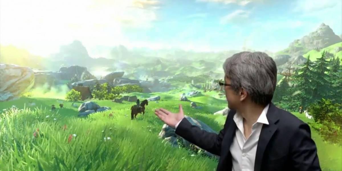 Este es el nuevo The Legend of Zelda para Wii U #E32014