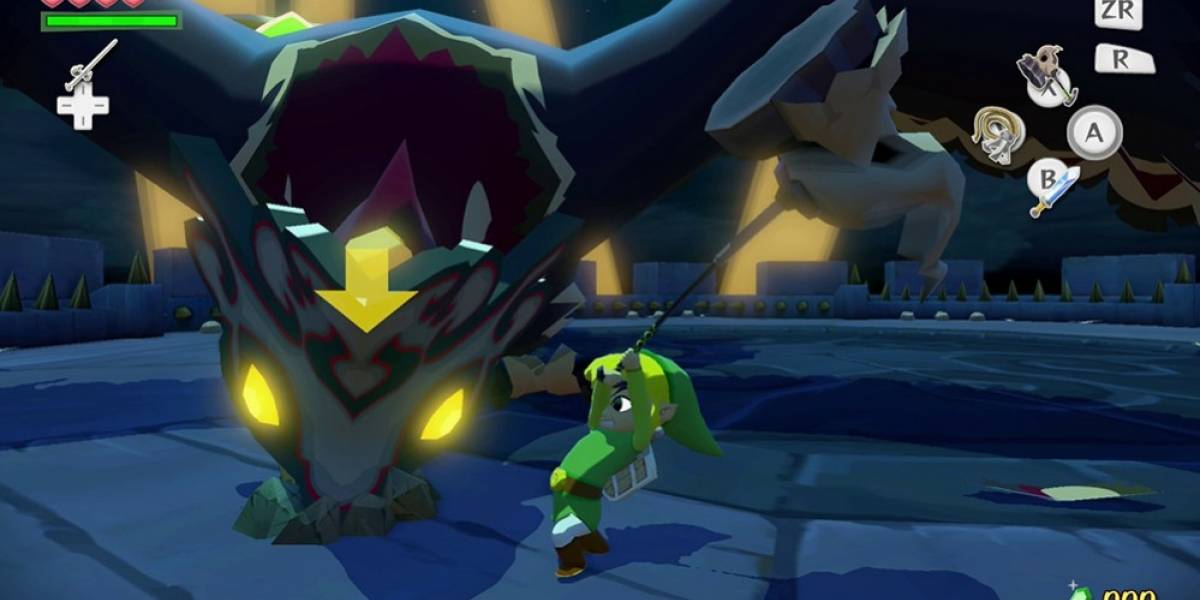 Confirman nuevo nivel de dificultad para TLoZ: The Wind Waker