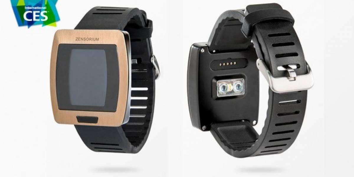 Zensorium Being es smartwatch y medidor de estado de ánimo #CES2015