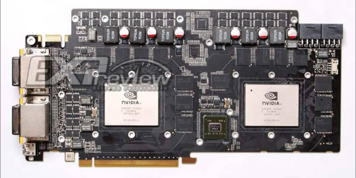 "Zotac Geforce GTX 460 ""X2"" avistada"