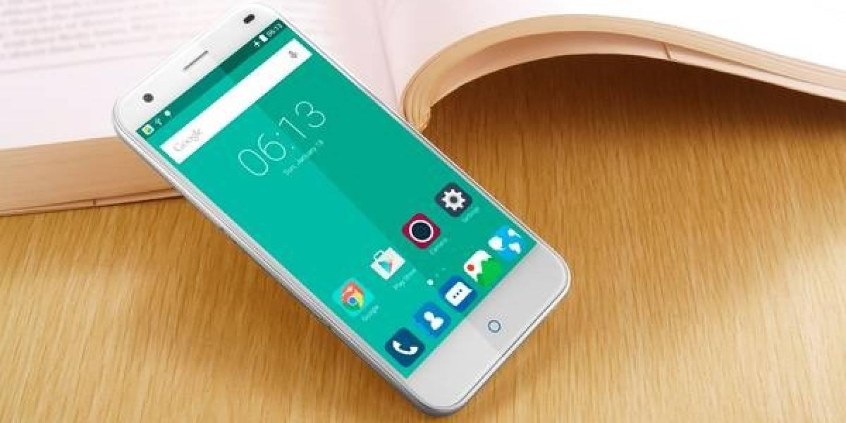 ZTE anuncia el Blade S6 con LTE y Android Lollipop