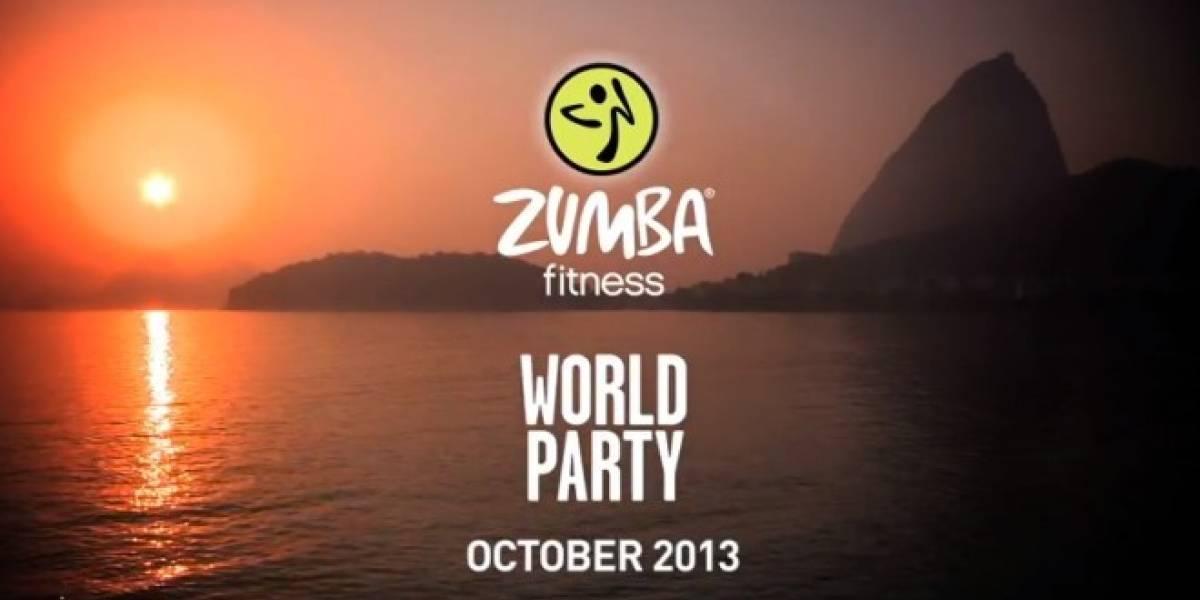 Zumba Fitness World Party está listo para dar el salto a la next-gen
