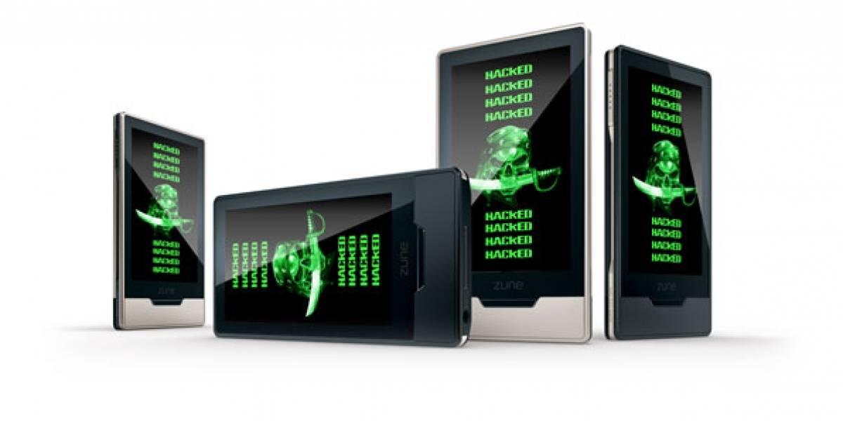 Zune HD hackeado hasta la médula