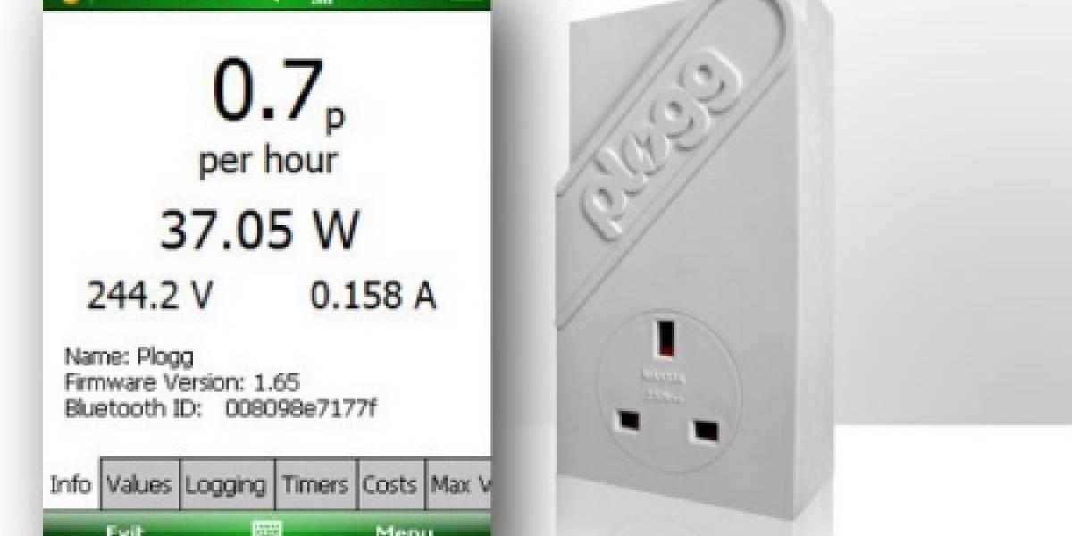 Plogg-Blu: Monitoreando tu consumo eléctrico