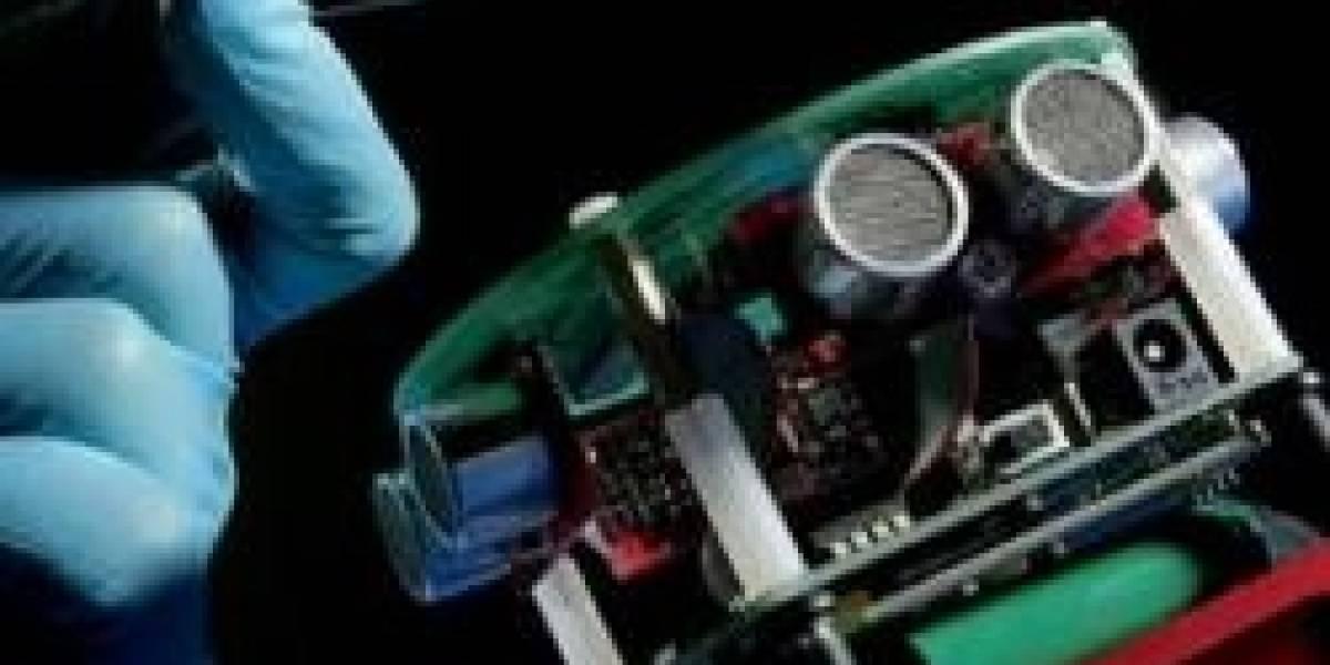 Robot controlado por un cerebro de ratón
