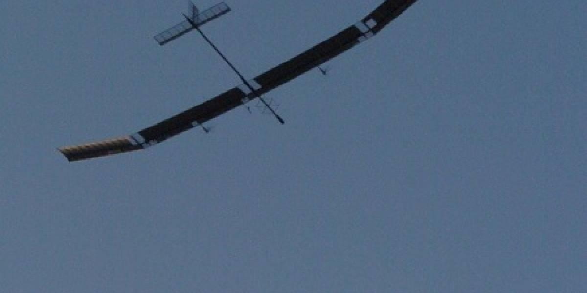 QinetiQ Zephyr: Vehículo aéreo logra volar por más de tres días con energía solar