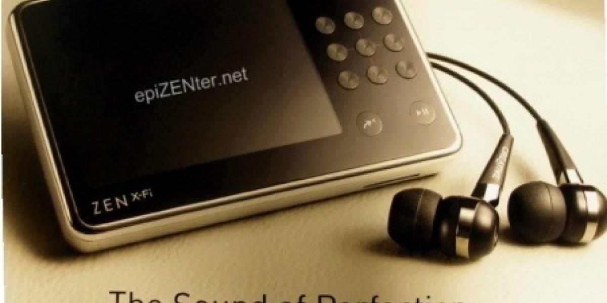 Se filtra el Zen X-Fi de Creative