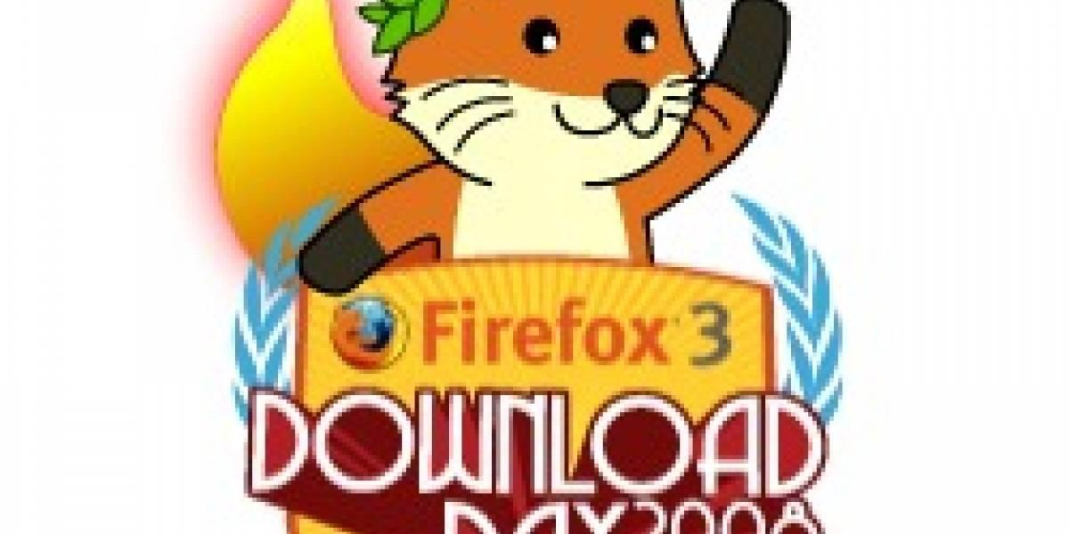 Download Day 2008: Ayuda a Firefox 3 a conseguir un récord mundial