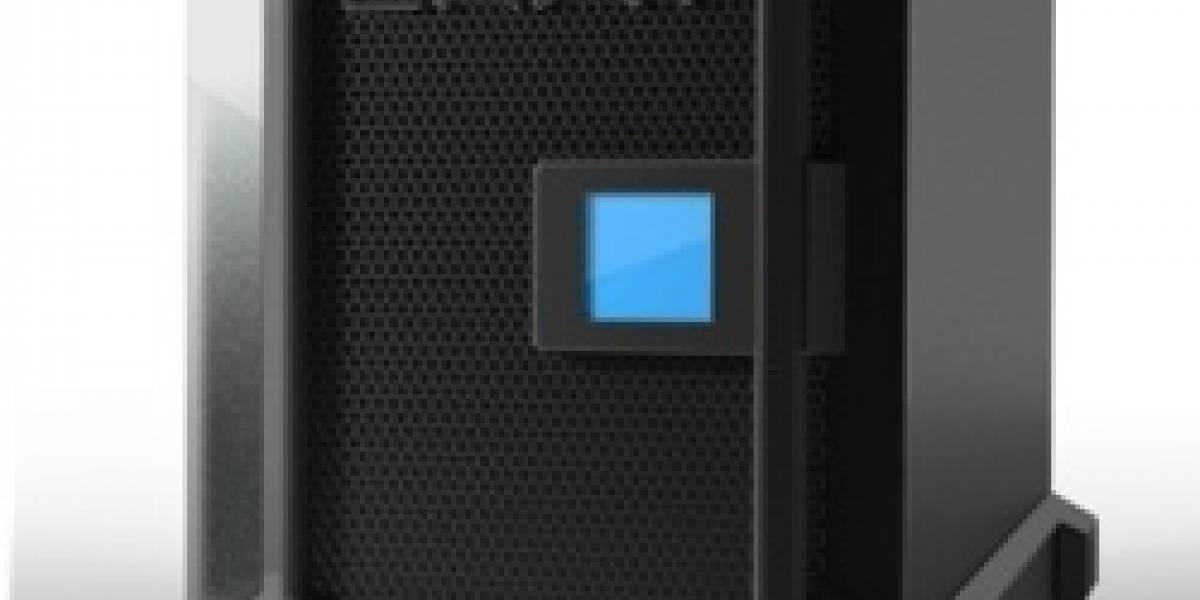 Microsoft y Cray anuncian el supercomputador CX1