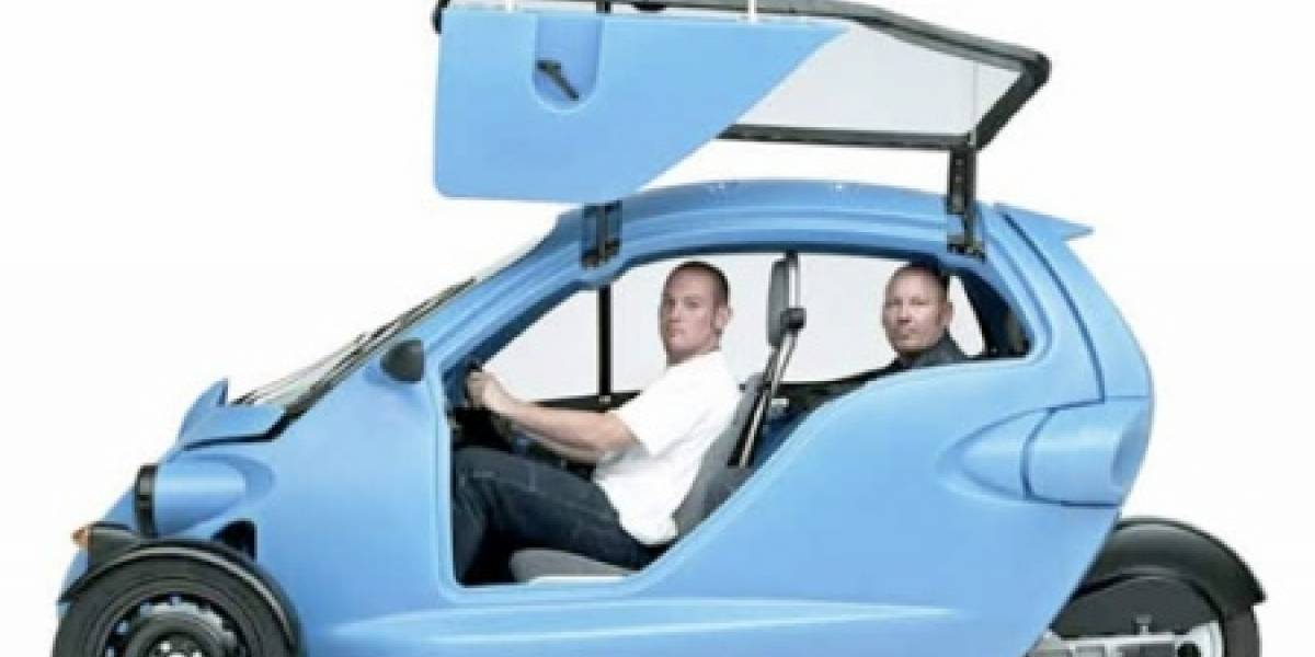 SAM: Vehículo eléctrico reciclable