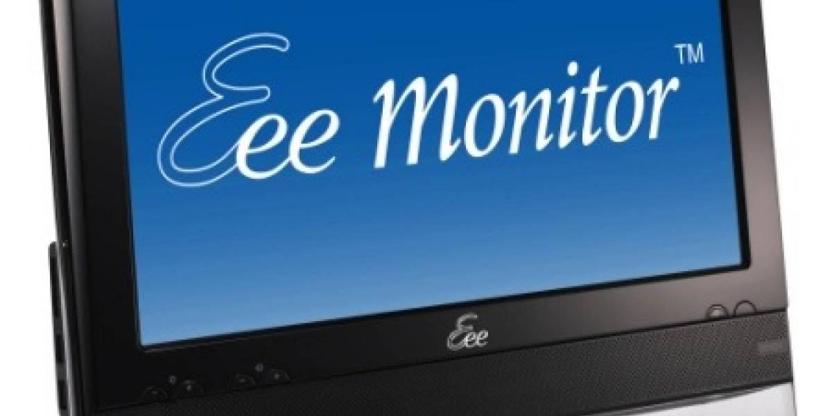 El Eee Monitor es mucho más que una pantalla