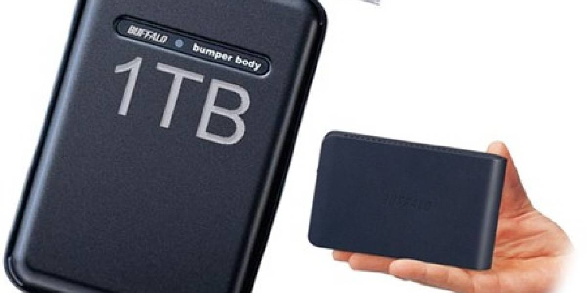 Respalda: Buffalo 1TB LinkStation Mini
