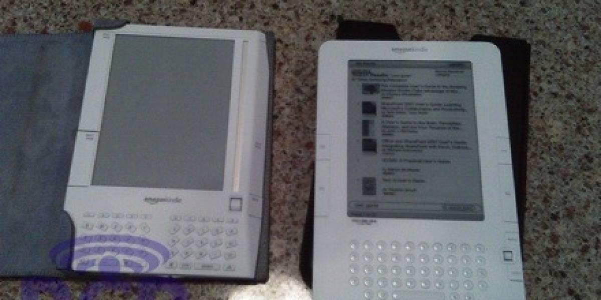 Se filtran fotos de la segunda generación del Kindle de Amazon