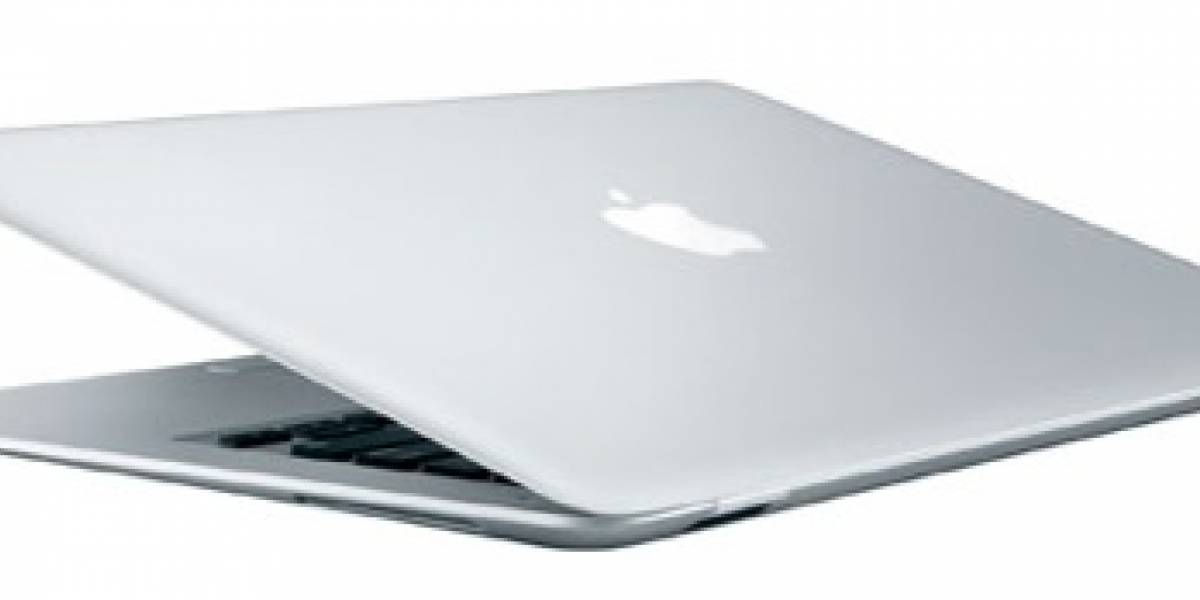 Hackean MacBook Air en dos minutos
