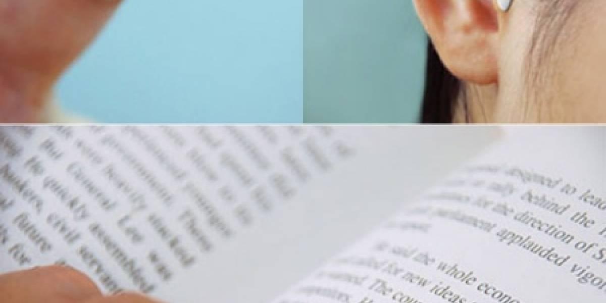 Touch Hear: Toda la información en un solo dedo