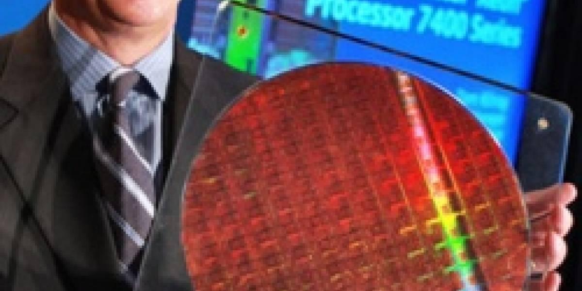 Intel lanza sus procesadores Xeon 7400 de cuatro y seis núcleos