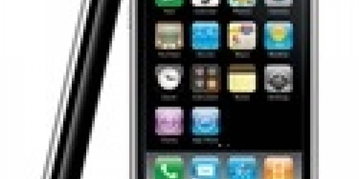 El costo del iPhone 3G