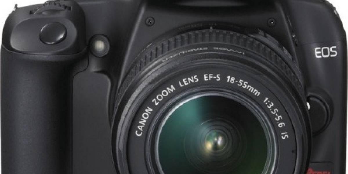Canon anuncia su nueva EOS Rebel XS