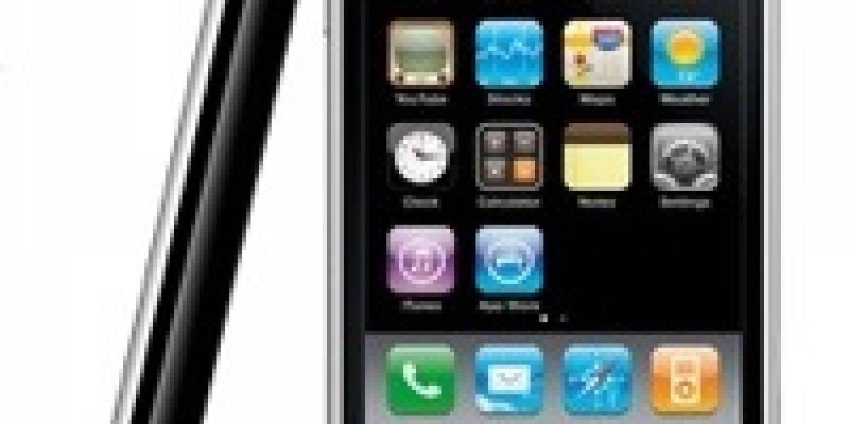 AT&T confirma iPhone 3G sin plan a 599 y 699 dólares, aunque no todavía