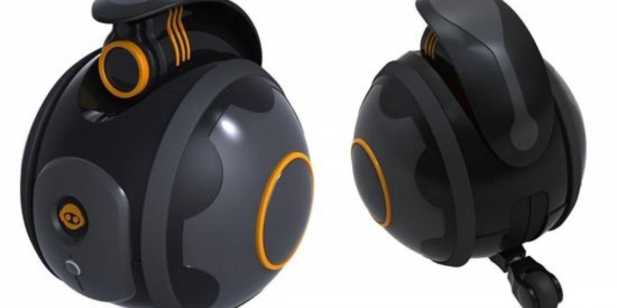 CES09: El WowWee Spyball es robot y cámara espía Wi-Fi