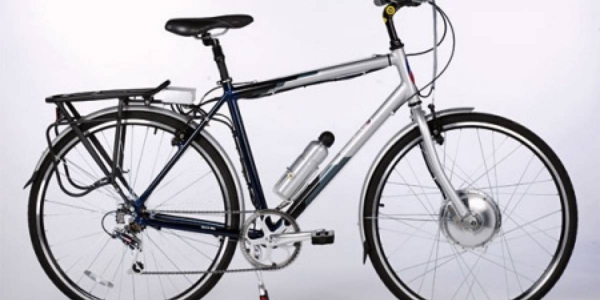Bicicleta eléctrica Powabyke X-6