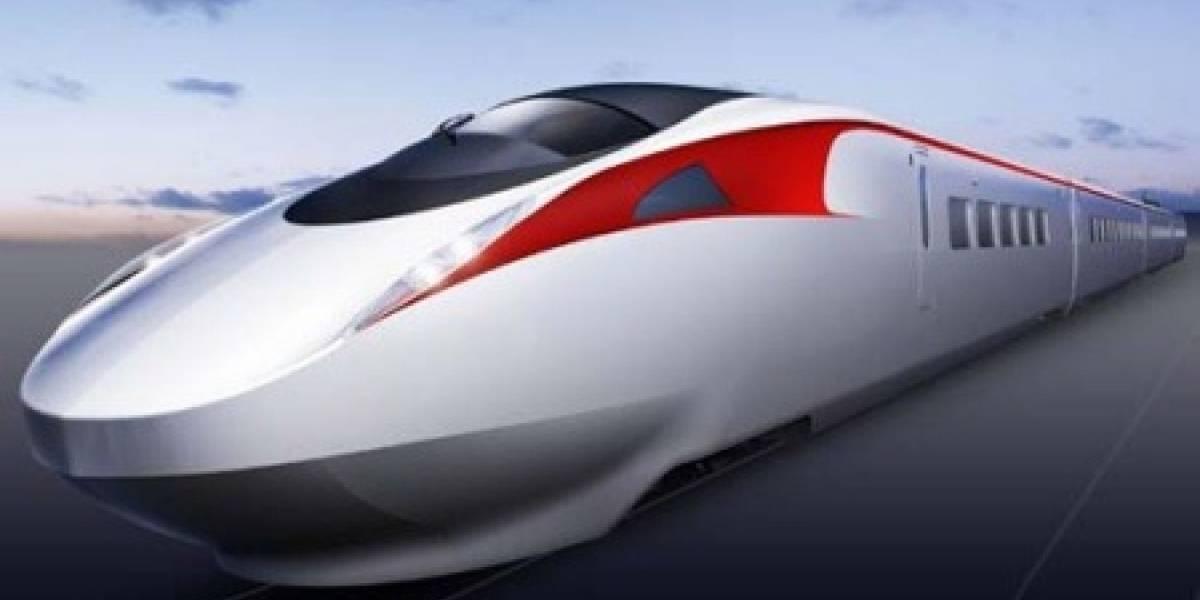efSET: El tren japonés que podrá viajar a 350 km/h