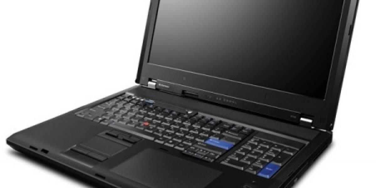 El Lenovo ThinkPad W700 tiene tableta digitalizadora incluida
