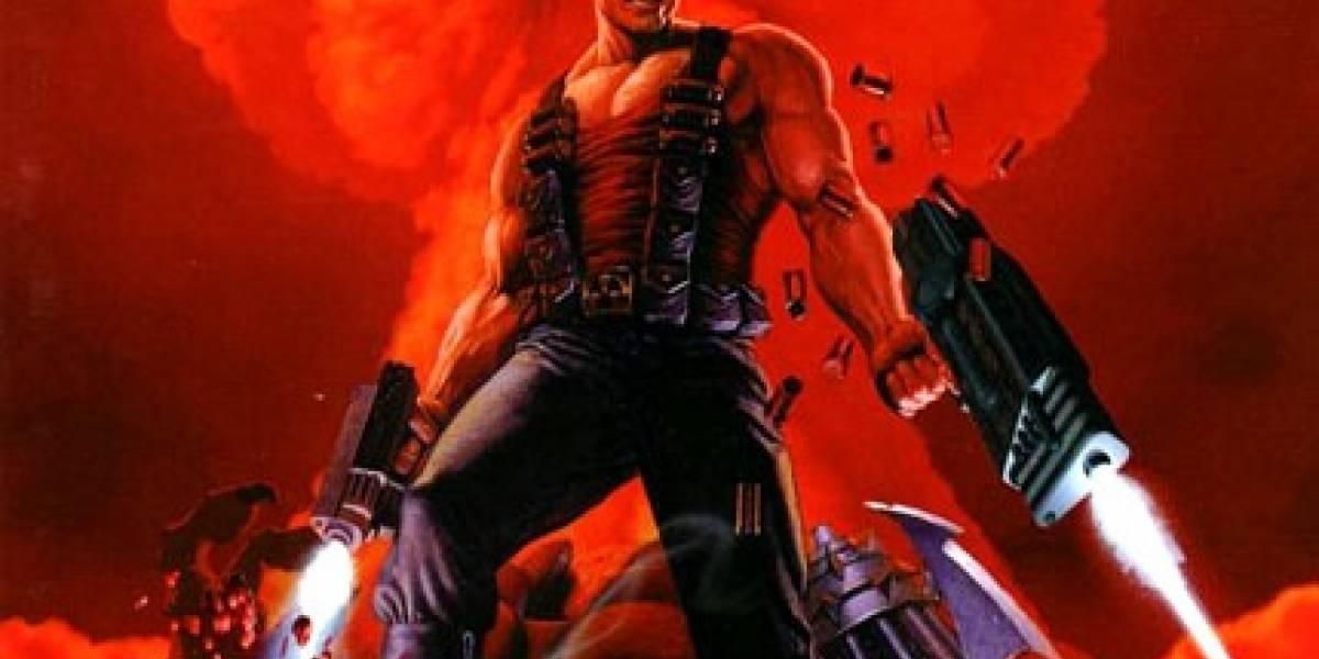Duke Nukem 3D llega al XBLA este miércoles