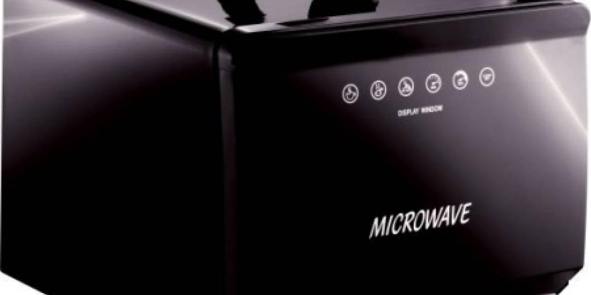 Maplin Car Microwave: Microondas para tu automóvil